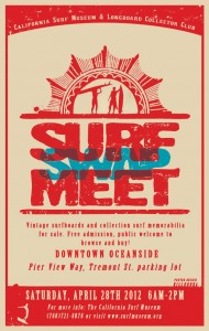 California Surf Museum Swap Meet April 28th 6am